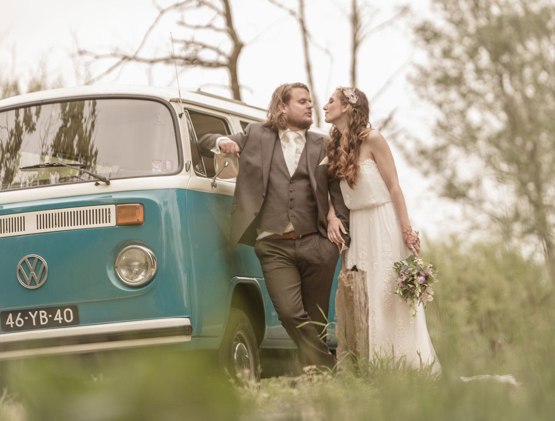 busvervoer trouwen