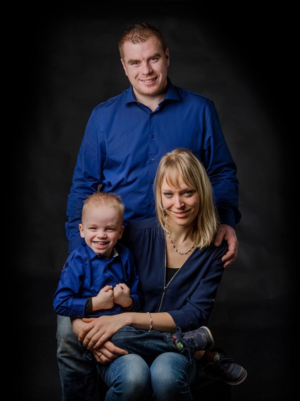 Familiefoto studio