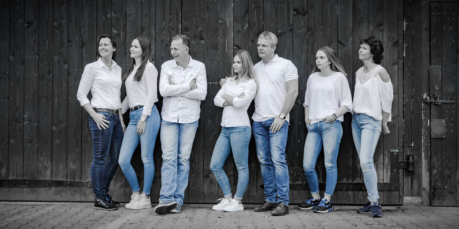 familieportret Marle
