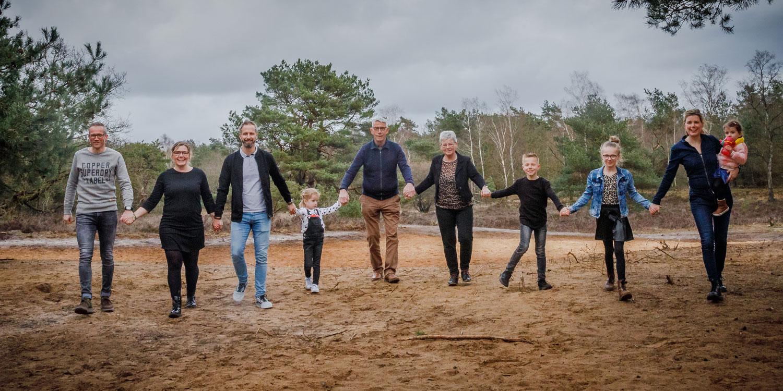 familiefoto's Nijverdal