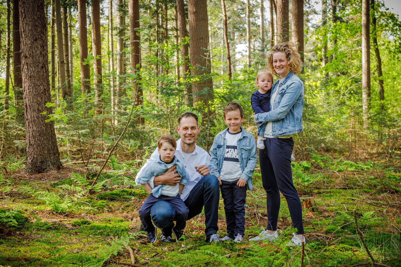 familiefoto's Hellendoorn