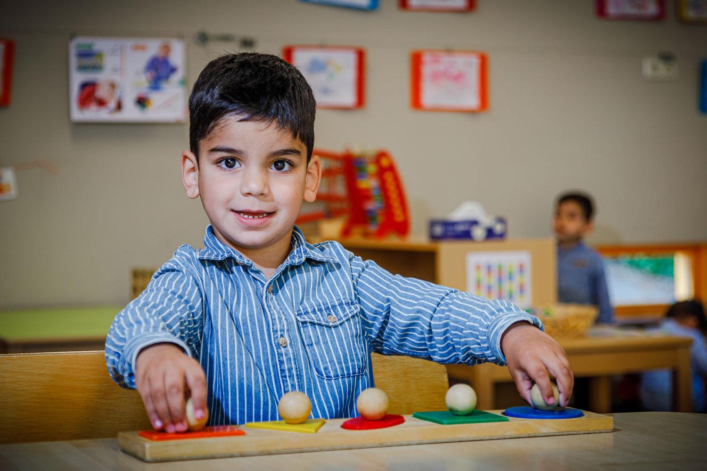 schoolfoto Enschede kinderdagverblijf